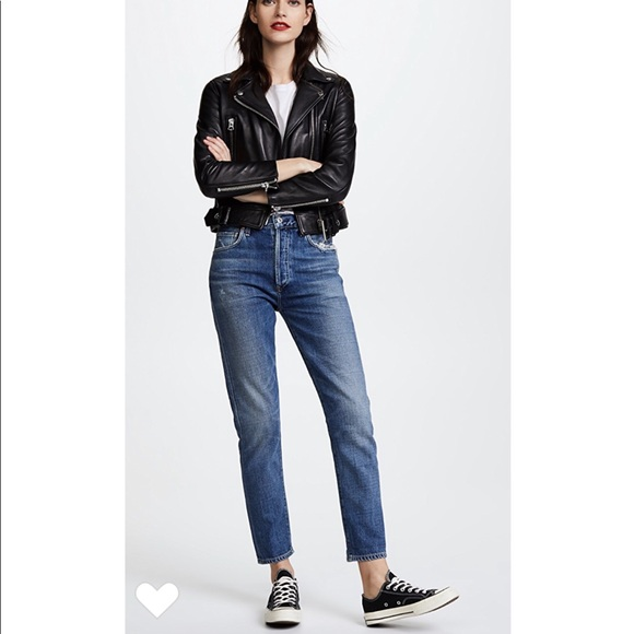 Citizens Of Humanity Denim - NWT Citizens of Humanity Liya High Rise